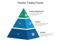 Practice Trading Futures Ppt Powerpoint Presentation File Deck Cpb