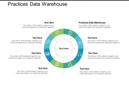 Practices Data Warehouse Ppt Powerpoint Presentation Inspiration Slides Cpb