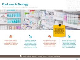 Pre Launch Strategy Ppt Powerpoint Presentation File Guide