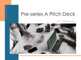 Pre Series A Pitch Deck PPT Template