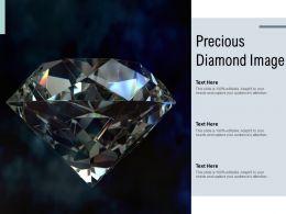Precious Diamond Image