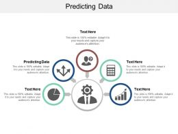 Predicting Data Ppt Powerpoint Presentation Summary Clipart Cpb