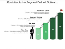 Predictive Action Segment Defined Optimal Response Different Approaches