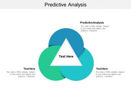 Predictive Analysis Ppt Powerpoint Presentation File Smartart Cpb