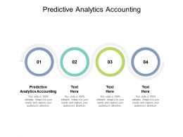 Predictive Analytics Accounting Ppt Powerpoint Presentation Slides Grid Cpb