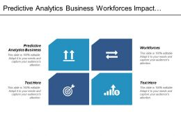 Predictive Analytics Business Workforces Impact Employee Engagement Productivity Cpb
