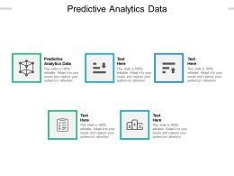 Predictive Analytics Data Ppt Powerpoint Presentation Outline Introduction Cpb