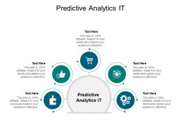 Predictive Analytics It Ppt Powerpoint Presentation Layouts File Formats Cpb