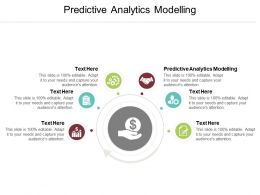 Predictive Analytics Modelling Ppt Powerpoint Presentation Ideas Picture Cpb