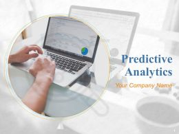 Predictive Analytics Powerpoint Presentation Slides
