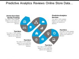 Predictive Analytics Reviews Online Store Data Quality Tracking Cpb