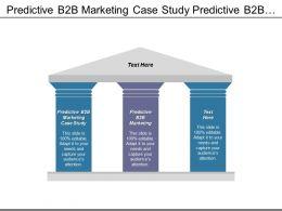 Predictive B2b Marketing Case Study Predictive B2b Marketing Communication Skills Cpb