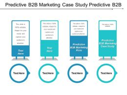 Predictive B2b Marketing Case Study Predictive B2b Marketing Firm Cpb