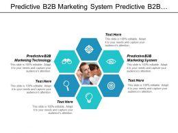 Predictive B2b Marketing System Predictive B2b Marketing Technology Cpb