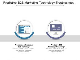 Predictive B2b Marketing Technology Troubleshoot Predictive B2b Marketing Cpb
