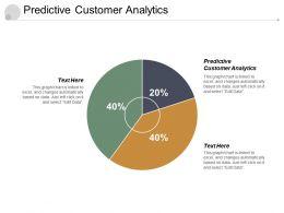 Predictive Customer Analytics Ppt Powerpoint Presentation File Example Cpb