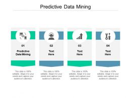 Predictive Data Mining Ppt Powerpoint Presentation Infographics Clipart Images Cpb
