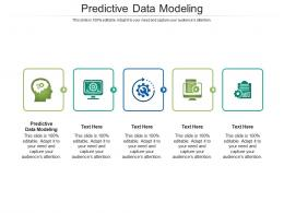 Predictive Data Modeling Ppt Powerpoint Presentation Outline Designs Cpb