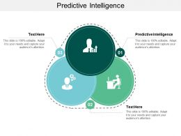 Predictive Intelligence Ppt Powerpoint Presentation Portfolio Display Cpb