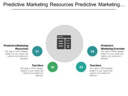 Predictive Marketing Resources Predictive Marketing Overview Intent Marketing System Cpb