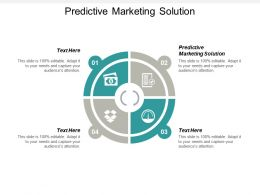 Predictive Marketing Solution Ppt Powerpoint Presentation Inspiration Introduction Cpb