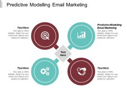 Predictive Modelling Email Marketing Ppt Powerpoint Presentation Slides Aids Cpb