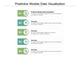 Predictive Models Data Visualisation Ppt Powerpoint Presentation Styles Example Introduction Cpb
