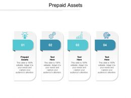 Prepaid Assets Ppt Powerpoint Presentation Professional Structure Cpb