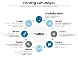 Preparing Data Analysis Ppt Powerpoint Presentation Ideas Summary Cpb