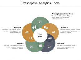 Prescriptive Analytics Tools Ppt Powerpoint Presentation Model Design Ideas Cpb