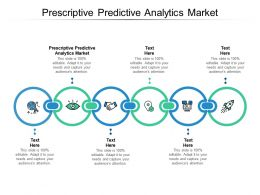 Prescriptive Predictive Analytics Market Ppt Powerpoint Presentation Icon Images Cpb