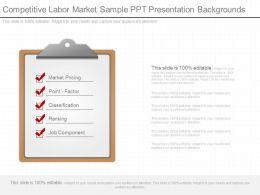 present_competitive_labor_market_sample_ppt_presentation_backgrounds_Slide01