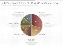 present_high_yield_market_template_powerpoint_slides_design_Slide01
