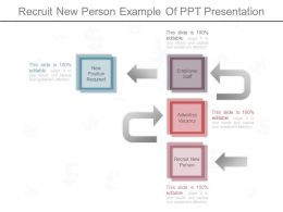 Present Recruit New Person Example Of Ppt Presentation