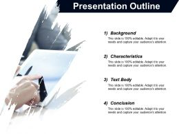 Presentation Outline PowerPoint Slide Templates Download