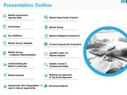 Presentation Outline Ppt Sample Download