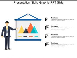 Presentation Skills Graphic Ppt Slide