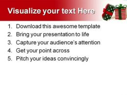 Presents Christmas PowerPoint Template 0610  Presentation Themes and Graphics Slide03
