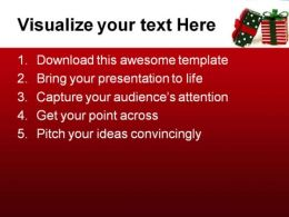 Presents Christmas PowerPoint Template 0610  Presentation Themes and Graphics Slide02