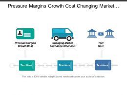 Pressure Margins Growth Cost Changing Market Boundaries Channels