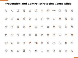 Prevention And Control Strategies Icons Slide Strategy H159 Ppt Powerpoint Presentation Professional Portrait