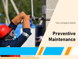 Preventive Maintenance Building Effective Technology Improvements Service