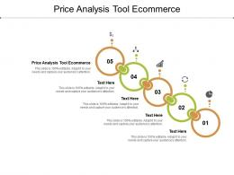 Price Analysis Tool Ecommerce Ppt Powerpoint Presentation Infographics Show Cpb