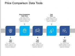 Price Comparison Data Tools Ppt Powerpoint Presentation Outline Designs Cpb