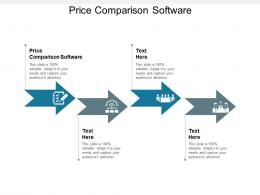 Price Comparison Software Ppt Powerpoint Presentation File Gridlines Cpb