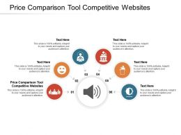 Price Comparison Tool Competitive Websites Ppt Powerpoint Presentation Infographic Cpb