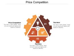 Price Competition Ppt Powerpoint Presentation Gallery Master Slide Cpb