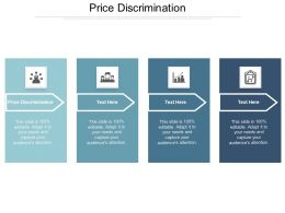Price Discrimination Ppt Powerpoint Presentation Ideas Introduction Cpb