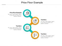 Price Floor Example Ppt Powerpoint Presentation Gallery Inspiration Cpb