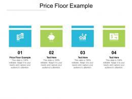 Price Floor Example Ppt Powerpoint Presentation Icon Visuals Cpb
